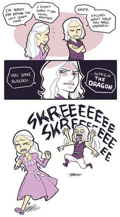Game of Thrones, A Song of Ice and Fire