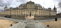 Did you know that the Monastery of El Escorial (Madrid) has 2673 windows? - #Escorial #Madrid #Spain - www.driveme.tours