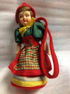 childrens vintage doll handbags | Pin by Josefina Diaz (Josie) on European Folk Dolls +. | Pinterest