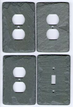 Creators Of Slate Light Switch Covers Slate Outlet Covers