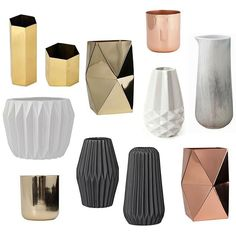 We're definitely not running low in our range of vases! Starting from just $14 you're bound to find something to suit #vases #vasedecor #scandi #copper #metallicvase #meandmytrend #georgeandco #forkeepsstore