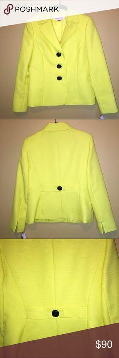 🌺 Citrine Evan-Picone Blazer 🌺 Citrine Evan-Picone Blazer Evan-Picone Jackets & Coats Blazers