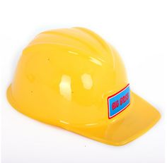 Casco Amarillo Obrero - Infantil #sombrerosdisfraz #accesoriosdisfraz #accesoriosphotocall