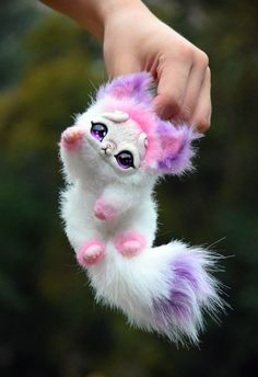 Small Valentine's Kitten by GakmanCreatures on Etsy