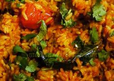 Maharashtrian StyleTomato Rice Recipe   	Oil	2 Tablespoon  	Mustard seeds	1 Teaspoon  	Cumin seeds	1 Teaspoon  	Hing	1 Pinch  	Ginger garlic paste	1 Tablespoon  	Sambhar masala	1 Teaspoon  	Curry leaves	5  	Tomatoes	2 , pureed  	Red chilli powder	1 Tablespoon  	Garam masala	1⁄2 Teaspoon  	Sugar	1 Teaspoon  	Tomato	1 , cut in cubes  	Green chilies	2  	Boiled rice	1 Cup (16 tbs