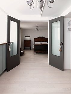 엑상프로방스 스타일의 복층 아파트 : 매거진캐스트