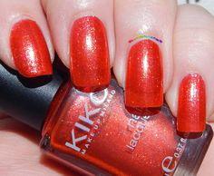 Kiko 492 Rosso Perlato