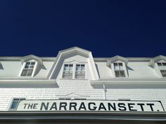 The Narragansett - Block Island       #VisitRhodeIsland