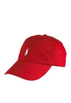 Polo Ralph Lauren Chino Baseball Cap