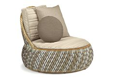DEDON: DALA lounge chair
