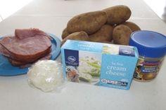 Creamy Crockpot Potato Soup Recipe » Dealin and Dishin