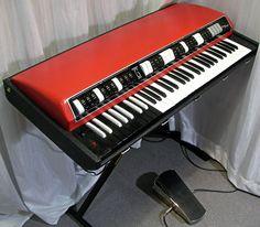 Fender Comtenpo : retro designed music store organ69
