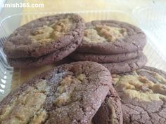 Amish Chocolate Peanut Butter Cookies - Amish Recipes Oasis Newsfeatures
