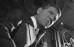 """Jean Gabin dans """"Touchez pas au grisbi"""" (Jacques Becker, 1954)"""