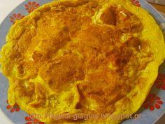 Τα φαγητά της γιαγιάς - Ομελέτα με φέτα ή καγιανάς Recipies, Eggs, Desserts, Food, Kitchen, Recipes, Tailgate Desserts, Deserts, Cooking