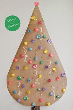 Blog Achados de Decoração: LÁ VEM O NATAL: uma série de idéias vapt-vupt para sua decoração!