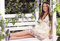 Sydney White--love the converse with the dress