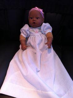 Preemie Gowns