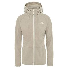 Shop Women's Mezzaluna Full Zip Hoodie today at The North Face. The official The North Face online store. North Face Women, The North Face, Striped Fabrics, Full Zip Hoodie, High Collar, Grey Stripes, Hoodies, Sweatshirts, Hooded Jacket
