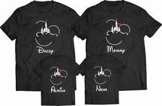 DISNEY ****** MINNIE MOUSE**CROWN QUEEN** VACATION 2020 T-SHIRT IRON ON TRANSFER