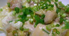いつもの親子丼にあきたら、ぜひ試していただきたい!  美味しい塩味の親子丼です、ハマります☆