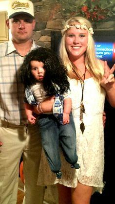 Forrest Gump, Jenny, and Lieutenant Dan! @Laura Talbott