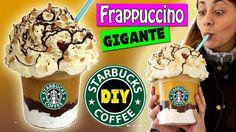Si os gusta #Starbucks... este es vuestro #DIY!! La verdad es que son unas bebidas com mucho azúcar pero saben muy bien y estéticamente ya veis lo apetecibles que son... @starbucks @starbucks_es  En el tutorial de hoy os enseño a hacer un #frapuccino GIGANTE como el que veis en la foto mirad qué cara se le puso a @elitrinidad jajaja!  Es una manualidad muy fácil y perfecta para regalar os va a ENCANTAR.  Podéis verlo YA en nuestro canal de #YouTube #hoynohaycole  #DIY #DIYfracpuccino…
