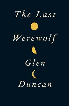 Yes, I have an insane love of paranormal fiction, but I do think the werewolf is an excellent symbol for the struggle within every man.