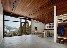 Architektur: Ein tolles Haus in den Rocky Mountains | KlonBlog