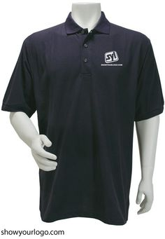 2aab5c4c These custom polos are among the top selling uniform polos in the promotional  products industry.