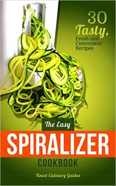 Who can benefit from this Spiralizer Recipe Book? You!   If you're starting a healthy lifestyle, trying to lose weight or manage health issues like allergies, diabetes or heart disease, spiralizing is a healthy alternative. Even if you just want to eat more healthy vegetables, this recipe book will tempt you with new and tasty dishes.