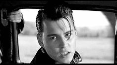Johnny Depp .gif from Crybaby