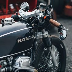 """5,953 Likes, 48 Comments - Cafe Racer (@ridecafe59) on Instagram: """"@dannyescobar #honda #cb750 #motorcycle #caferacer"""""""