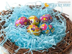 Chocolate Eggs Easter