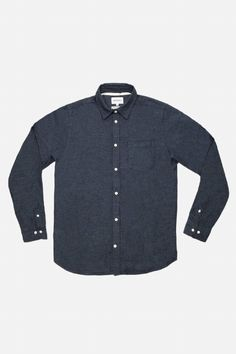 NORSE PROJECTS - CHEMISE ANTON BRUSHED | CENTRE COMMERCIAL