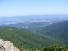 The Upper Hawksbill Trail is the easiest route to the summit of Hawksbill, which is the tallest mountain in Shenandoah National Park.