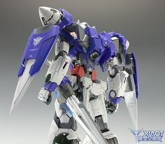 PG GN-0000 + GNA-010 00 Raiser Gundam: Improved
