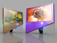 "The lcd concept tv for ""Naes"""
