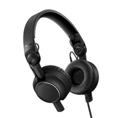 Pioneer HDJC70 DJ Headphones - Get the sound you expect from Pioneer DJ cans in a minimalist style. The HDJC70 headphones feature rotatable arms, memory-foam earcups and replaceable parts.
