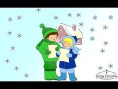 Colinde romanesti partea 1 | Cantece de iarna | Am plecat sa colindam | Romanian Christmas Carol desene animate online dublate in limba romana http://ift.tt/2y2mYM3
