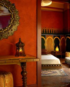 Moroccan inspired. The Figueroa, LA