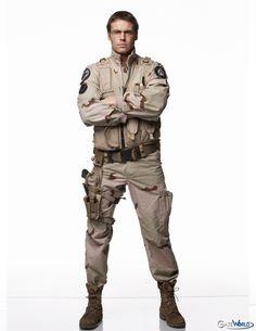 Dr. Daniel Jackson - Stargate SG-1