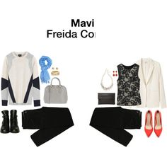 A fashion look from October 2014 featuring Nomia blazers, Zara pumps and Chanel boots. Browse and shop related looks.