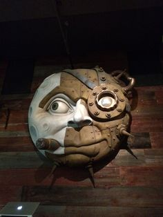 Steampunk moon At Hooch xxx in Orlando #steampunk http://www.pinterest.com/TheLadyApryle/if-there-be-steam/