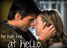 Jerry Maguire...Soooo Good!
