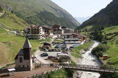 Vent, Ötztal, Tyrol, Austria