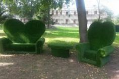 Источник: www.wik-end.comВ Городском саду Твери продолжается установка креативных арт-объектов.