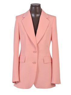 STELLA MCCARTNEY Stella Mccartney Jacket Pink. #stellamccartney #cloth #coats-jackets