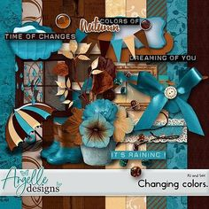Changing colors. ⋆ Angelle Designs