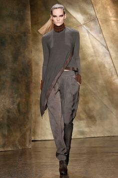 Donna Karan Fall 2013 RTW - Review - Fashion Week - Runway, Fashion Shows and Collections - Vogue